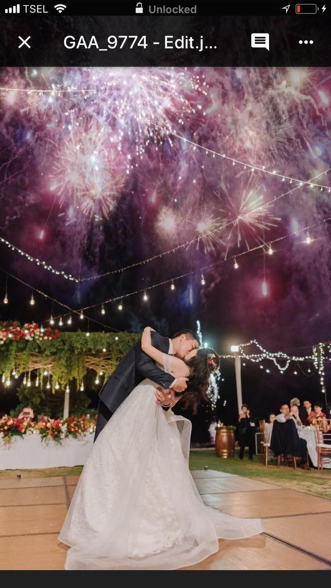 The Wedding Of Alexander & Veriana by Hilton Bali Resort - 037