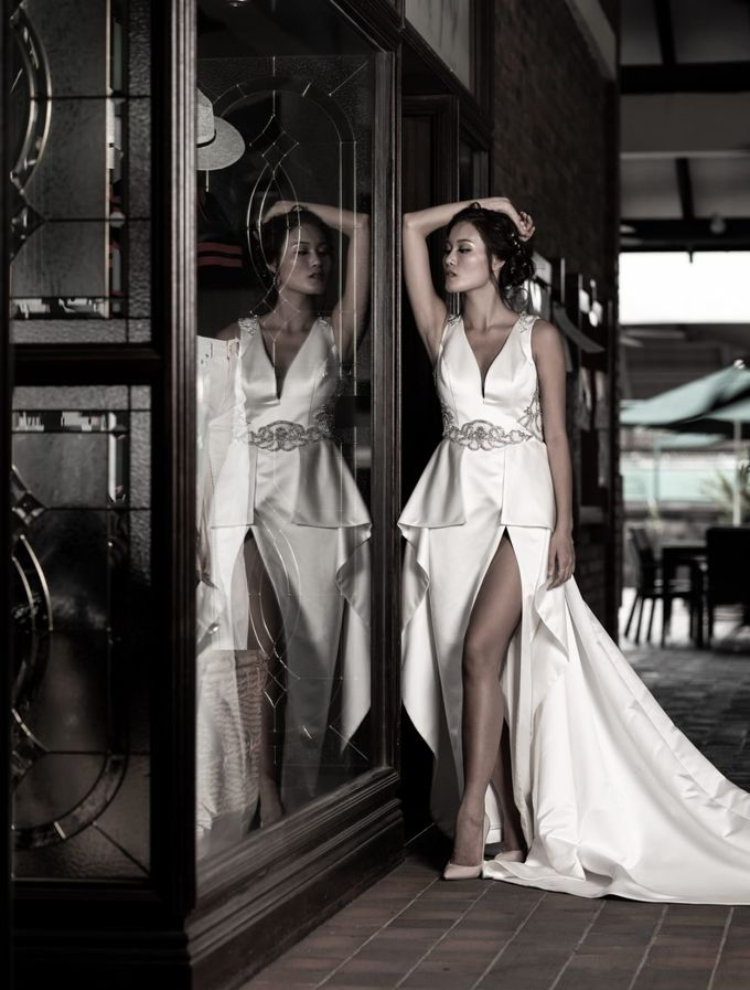 EG Couture Wedding Gowns by Elizabeth Grace Couture - 037