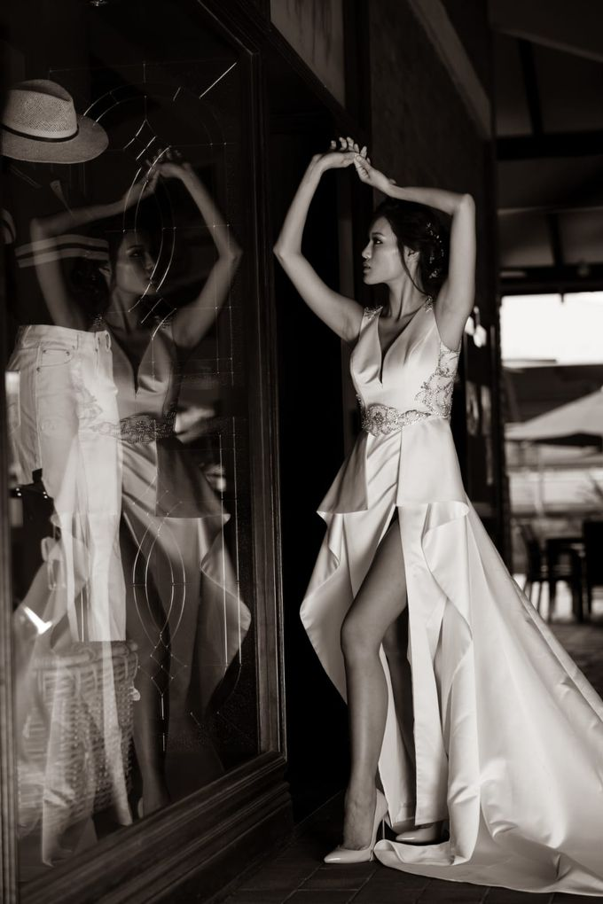 EG Couture Wedding Gowns by Elizabeth Grace Couture - 040