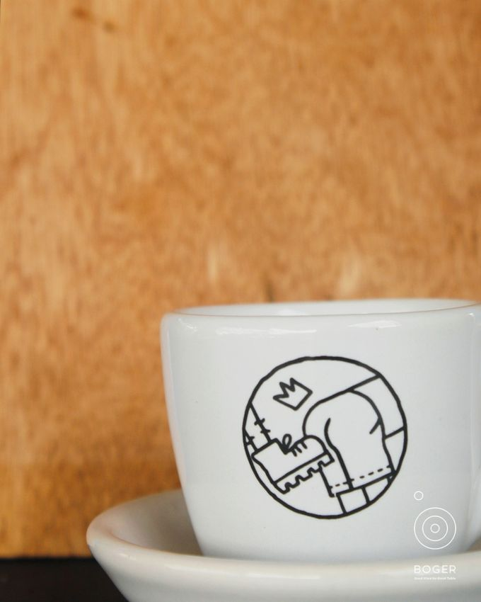 ESPRESSO CUP by Mug-App Wedding Souvenir - 002