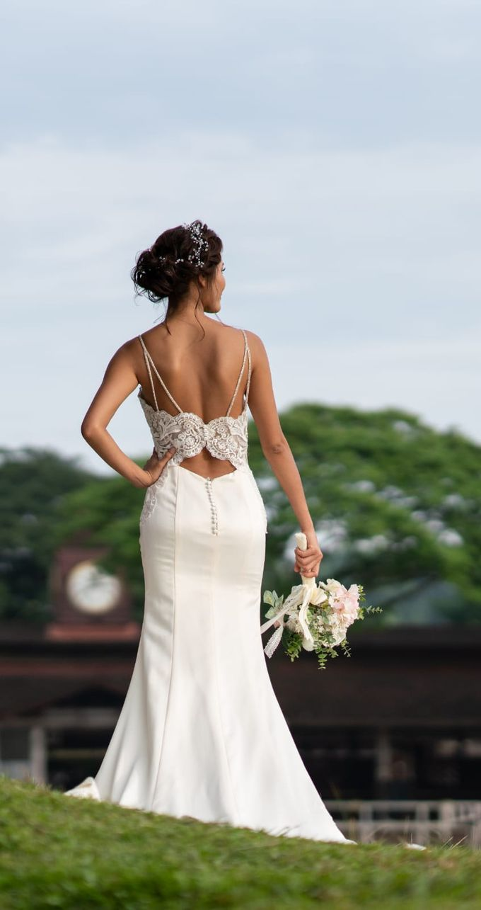 EG Couture Wedding Gowns by Elizabeth Grace Couture - 029