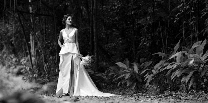 EG Couture Wedding Gowns by Elizabeth Grace Couture - 033