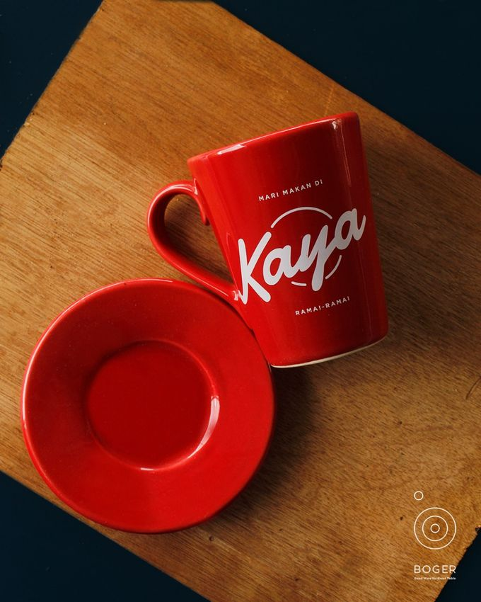 LATTTE CUP by Mug-App Wedding Souvenir - 001