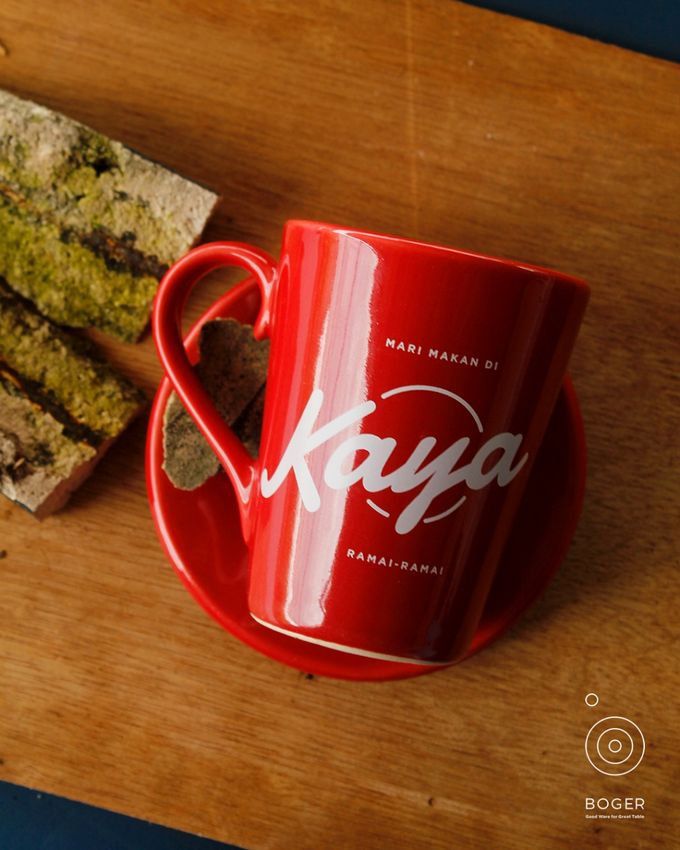 LATTTE CUP by Mug-App Wedding Souvenir - 003