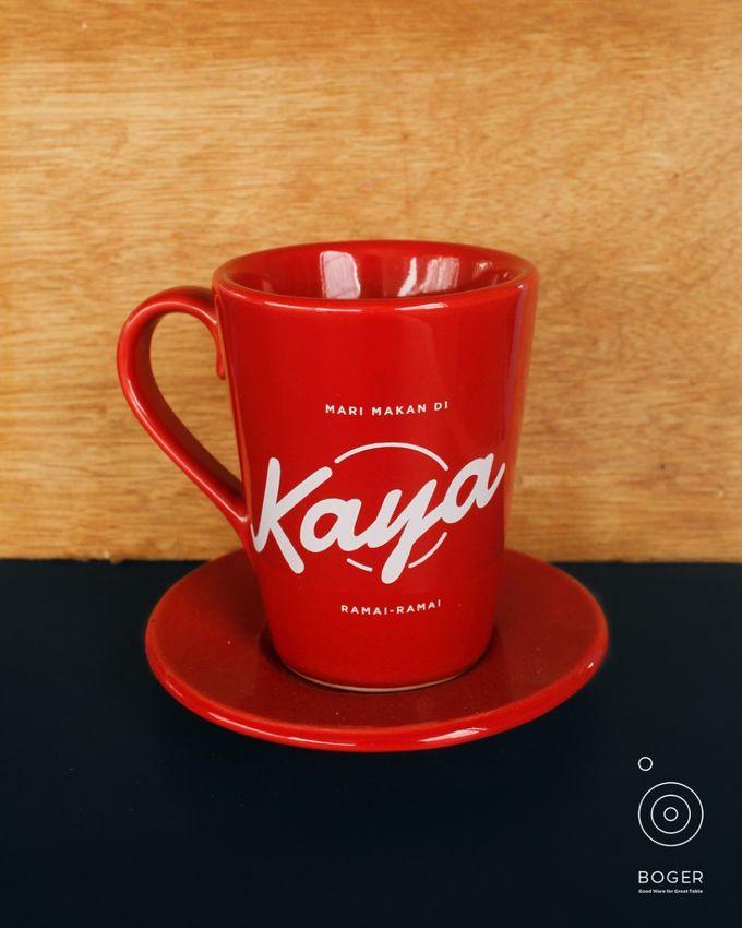 LATTTE CUP by Mug-App Wedding Souvenir - 004