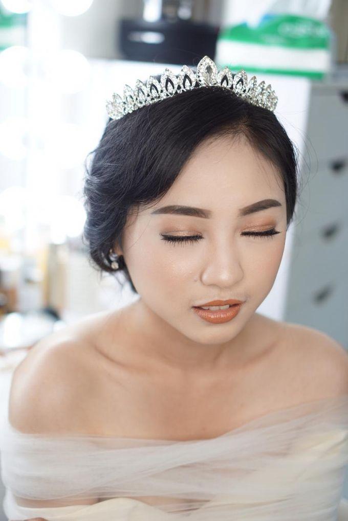 Bride Ms. Yayang by Chesara Makeup - 002