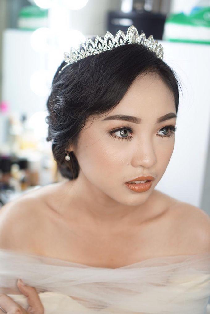 Bride Ms. Yayang by Chesara Makeup - 004