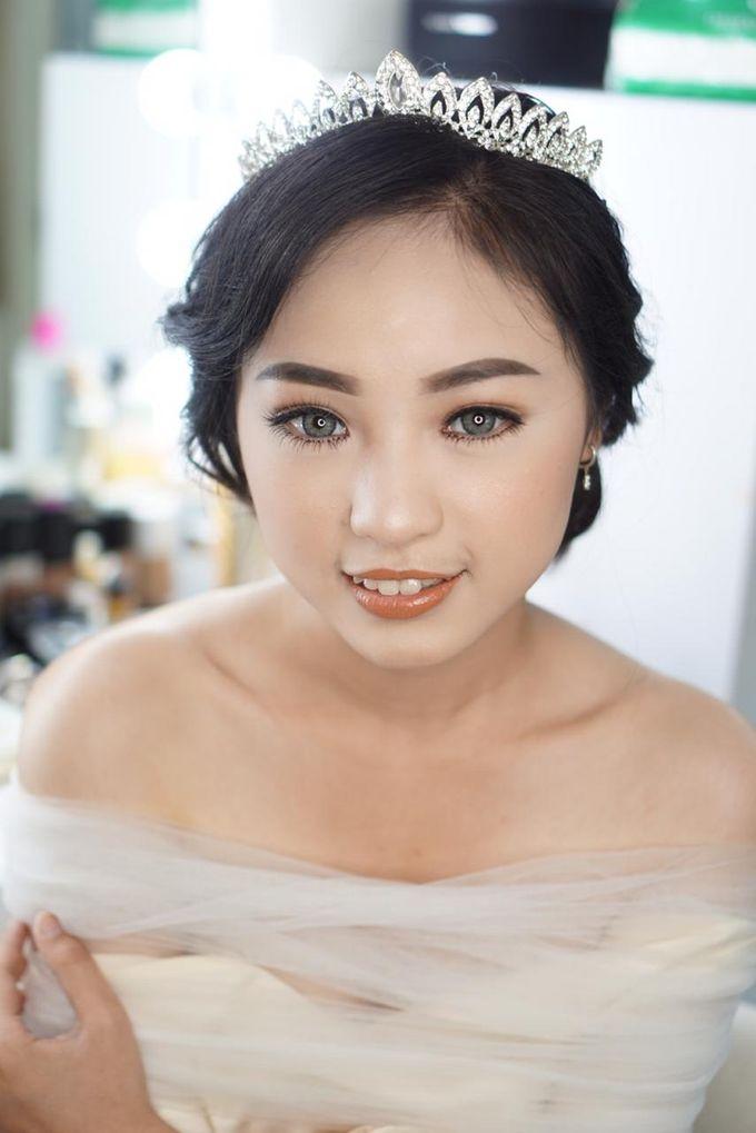 Bride Ms. Yayang by Chesara Makeup - 001