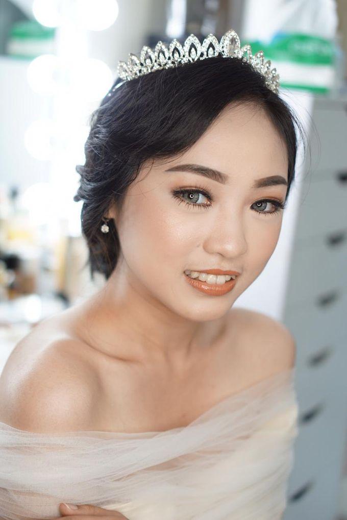Bride Ms. Yayang by Chesara Makeup - 003