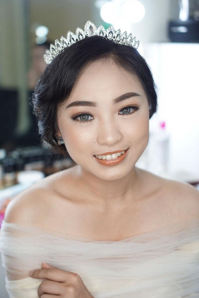 Bride Ms. Yayang by Chesara Makeup - 006