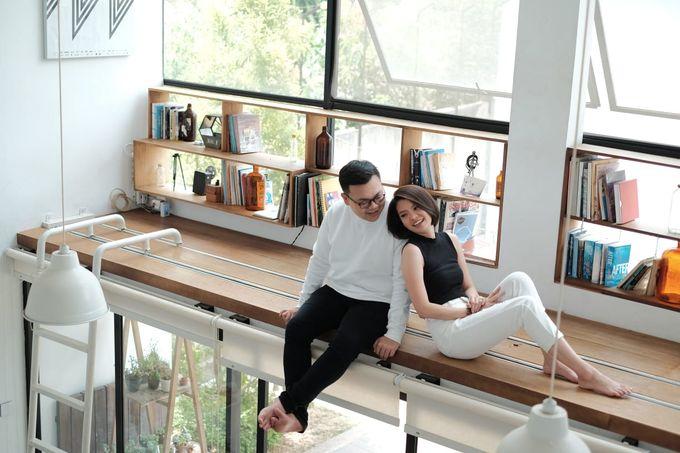 Prewed Budi & Jojo by Priceless Wedding Planner & Organizer - 005