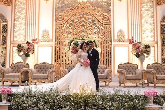 Adi & Stella Wedding by DESPRO Organizer - 014
