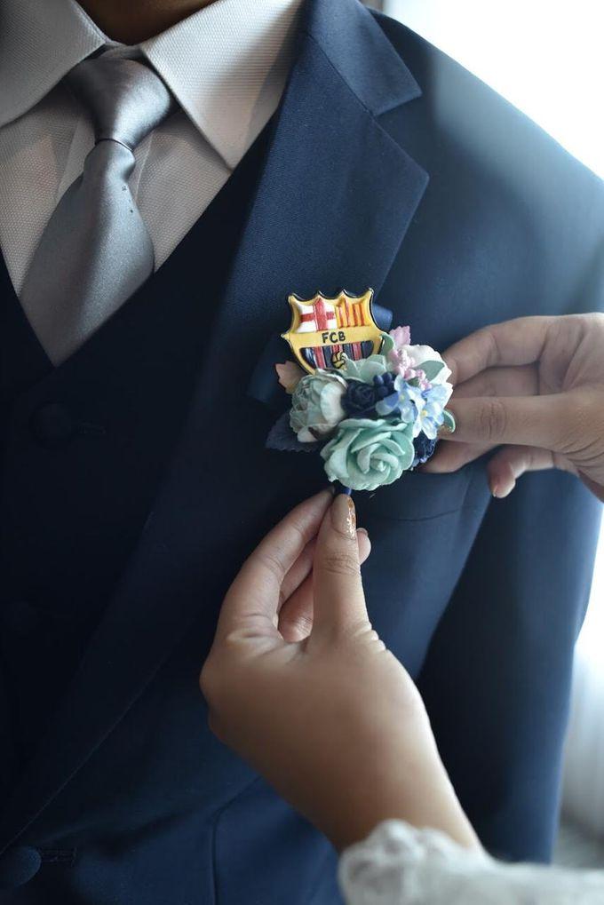 Adi & Stella Wedding by DESPRO Organizer - 001