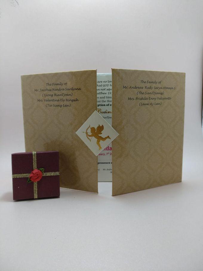 custom design by xime wedding card - 011