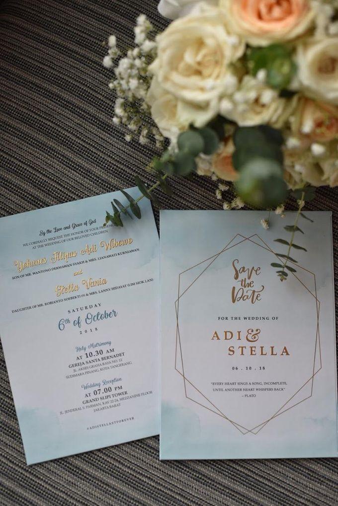 Adi & Stella Wedding by DESPRO Organizer - 011