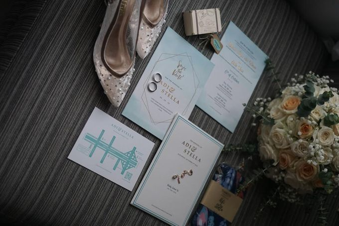 Adi & Stella Wedding by DESPRO Organizer - 009
