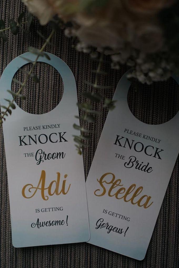 Adi & Stella Wedding by DESPRO Organizer - 005
