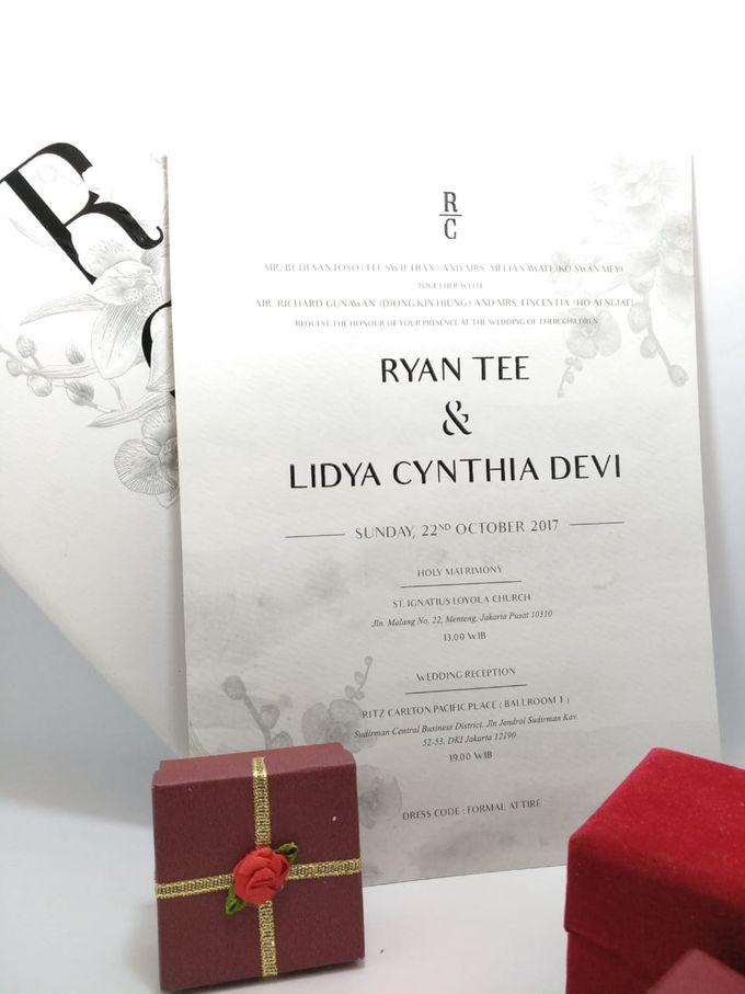 custom design by xime wedding card - 015