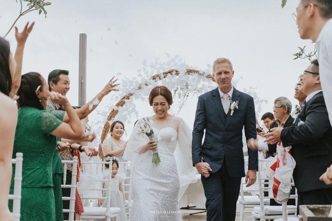 Wedding of Warren & Lucy Katili by William Sam - 003