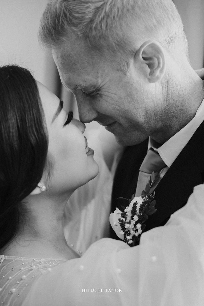 Wedding of Warren & Lucy Katili by William Sam - 002