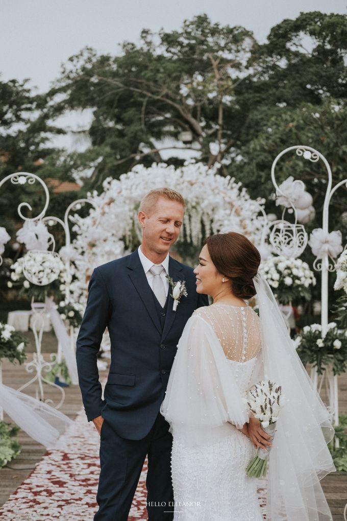 Wedding of Warren & Lucy Katili by William Sam - 004