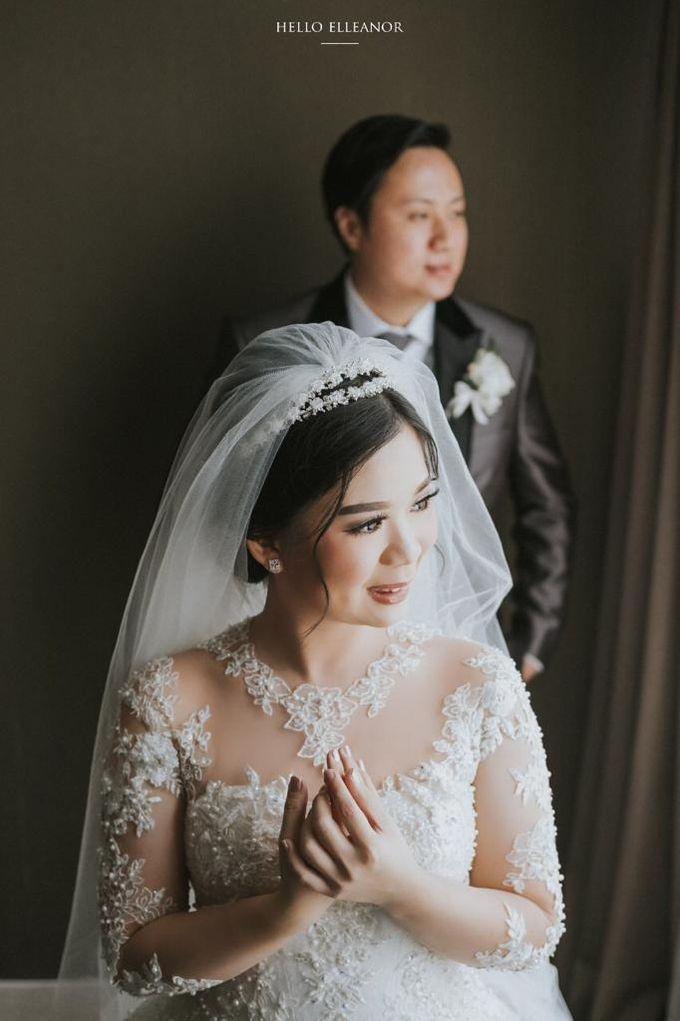 The Wedding Of Effendi and Jessica by evelingunawijaya - 001