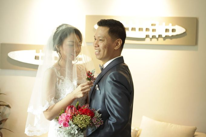 Sulee & Rosari Wedding by DESPRO Organizer - 006