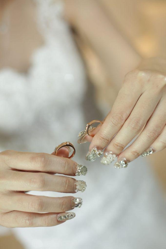 Sulee & Rosari Wedding by DESPRO Organizer - 002
