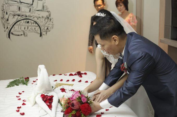 Sulee & Rosari Wedding by DESPRO Organizer - 003