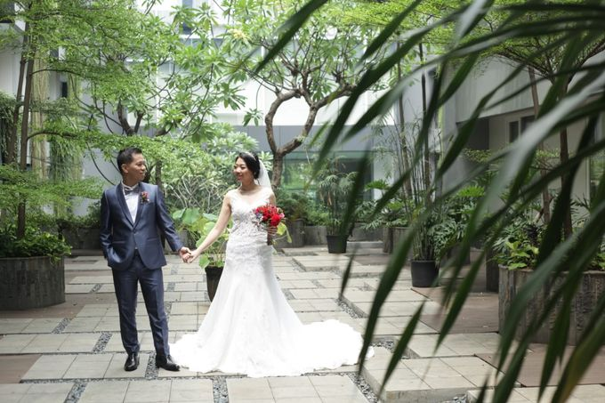 Sulee & Rosari Wedding by DESPRO Organizer - 014