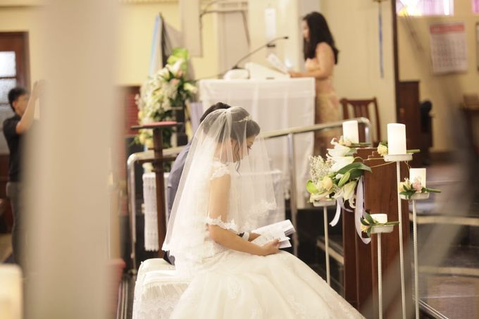 Sulee & Rosari Wedding by DESPRO Organizer - 016