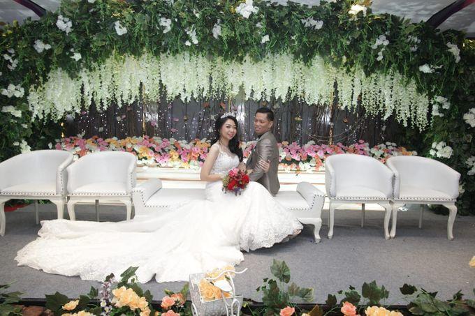 Sulee & Rosari Wedding by DESPRO Organizer - 010