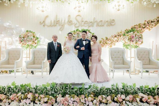 Wedding Of  Luky And Stephanie by Stephanie Amanda Couture - 003
