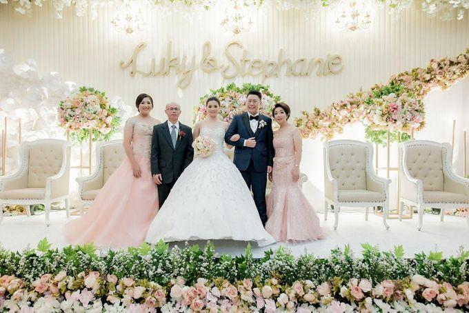 Wedding Of  Luky And Stephanie by Stephanie Amanda Couture - 004