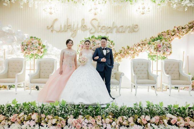 Wedding Of  Luky And Stephanie by Stephanie Amanda Couture - 005