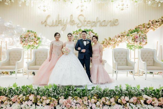 Wedding Of  Luky And Stephanie by Stephanie Amanda Couture - 007