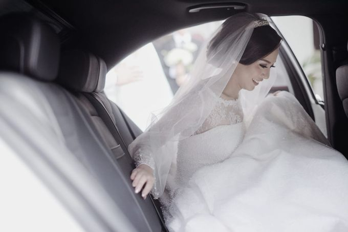 Clifford Gladys by Luminous Bridal Boutique - 007
