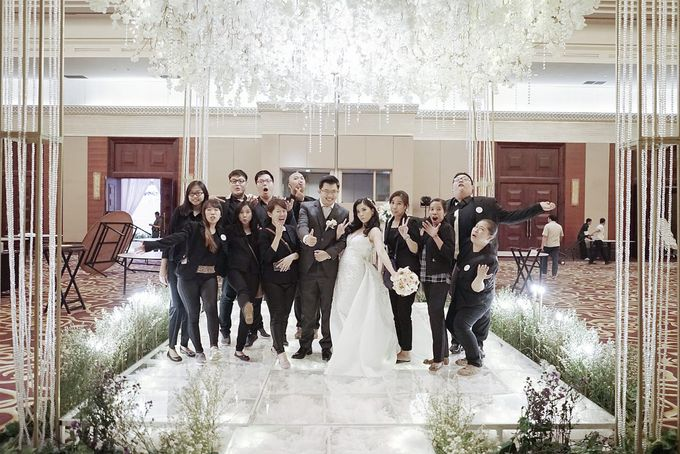 Wedding Day Hengky & Novi by SHINE PLANNER & ORGANIZER - 001