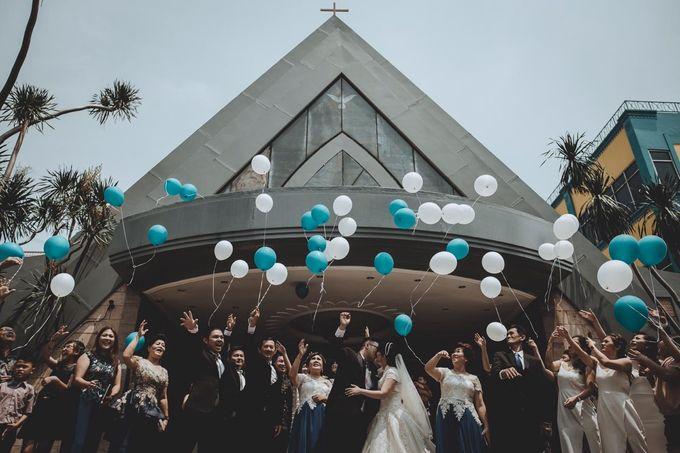 Yoshua & Angel Wedding by DESPRO Organizer - 030