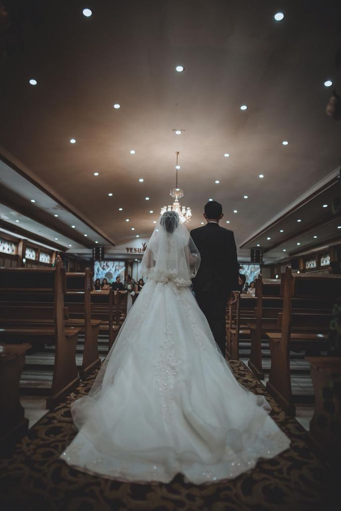 Yoshua & Angel Wedding by DESPRO Organizer - 018