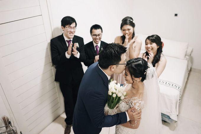 Wedding Day Hengky & Novi by SHINE PLANNER & ORGANIZER - 017