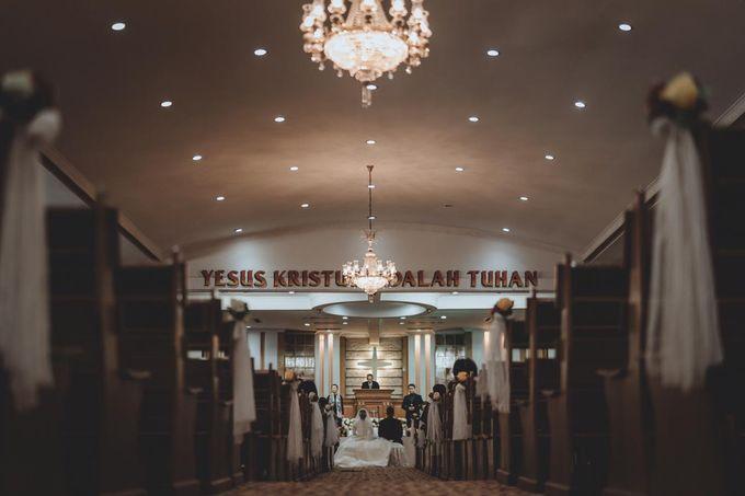 Yoshua & Angel Wedding by DESPRO Organizer - 035