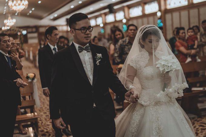 Yoshua & Angel Wedding by DESPRO Organizer - 014