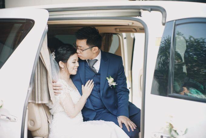 Wedding Day Hengky & Novi by SHINE PLANNER & ORGANIZER - 022