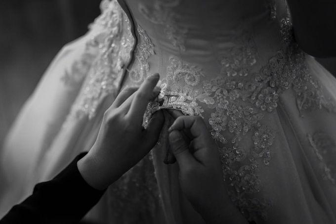 Yoshua & Angel Wedding by DESPRO Organizer - 029