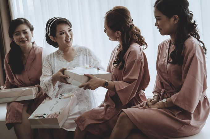Yoshua & Angel Wedding by DESPRO Organizer - 037