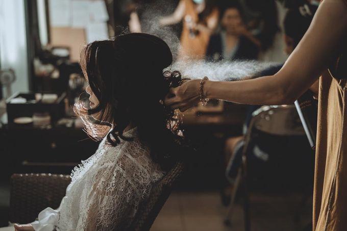 Yoshua & Angel Wedding by DESPRO Organizer - 046