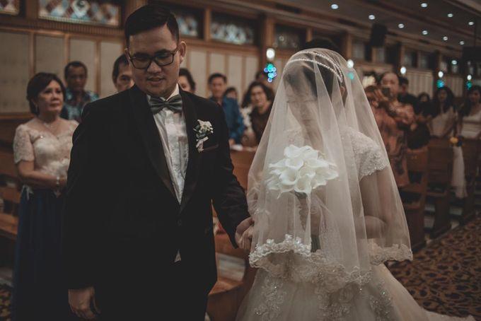 Yoshua & Angel Wedding by DESPRO Organizer - 015
