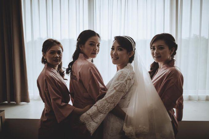 Yoshua & Angel Wedding by DESPRO Organizer - 048