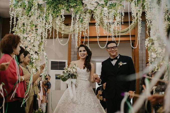 Wedding Day Aries & Miranda by SHINE PLANNER & ORGANIZER - 027